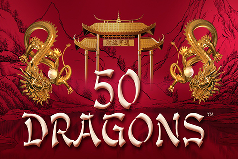 logo 50 dragons aristocrat