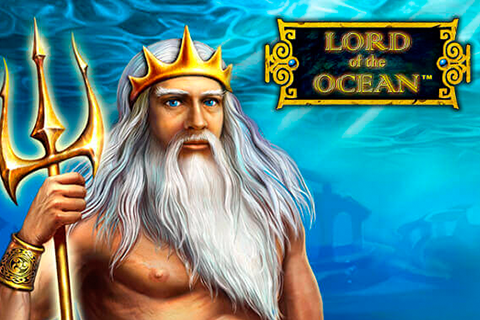logo lord of the ocean novomatic